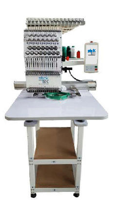 SES-1501 sticktec embroidery system